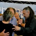 Lezione di tango di Eduardo Cappussi e e Mariana Flores a Sassari