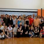 Classe di tango a Sassari